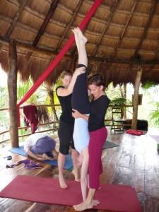 handstand support