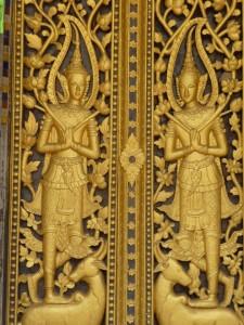namaste- Wat Xieng Thieng