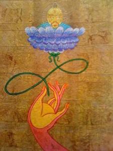 Tara lotus flower