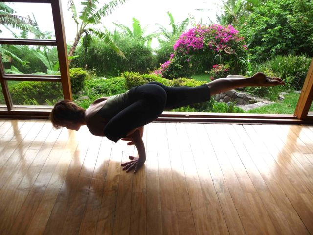 Spring Asana practice, hip opening, liver/gall bladder meridian
